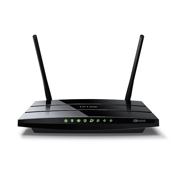 TP-LINK ARCHER C5 Router Gigabit Doble Banda Inalambrico AC1200  Archer C5