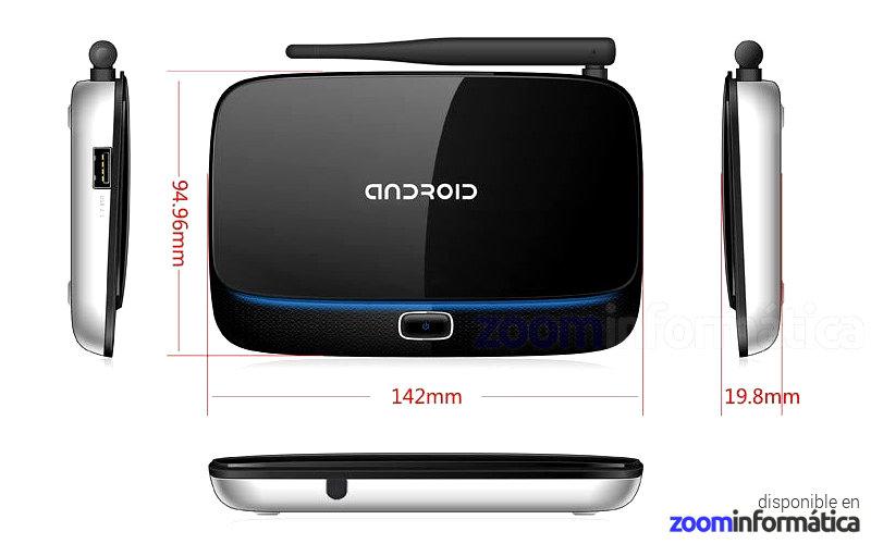 Android CS918 - Smart TV para todos