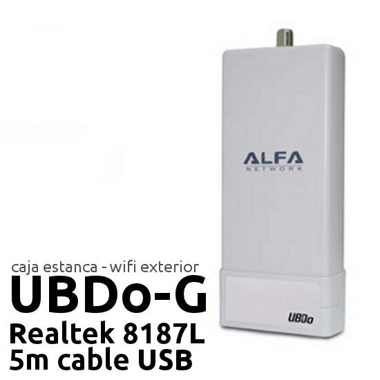 ALFA NETWORK UBDo-G