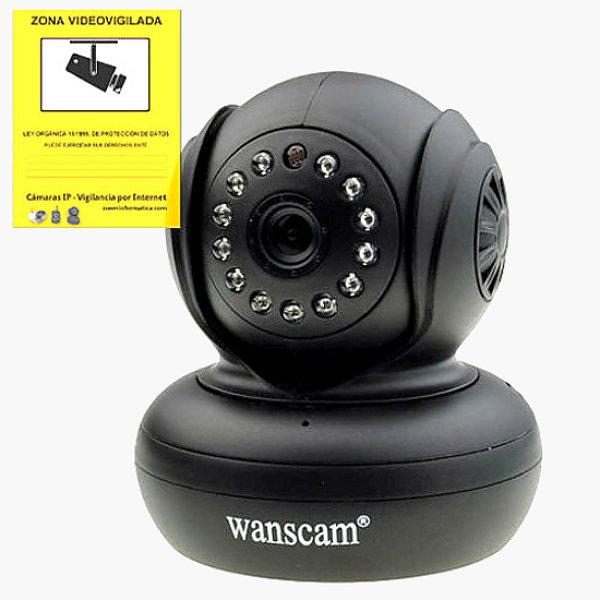 C maras de seguridad neo coolcam nip 02 p2p for Camara vigilancia autonoma