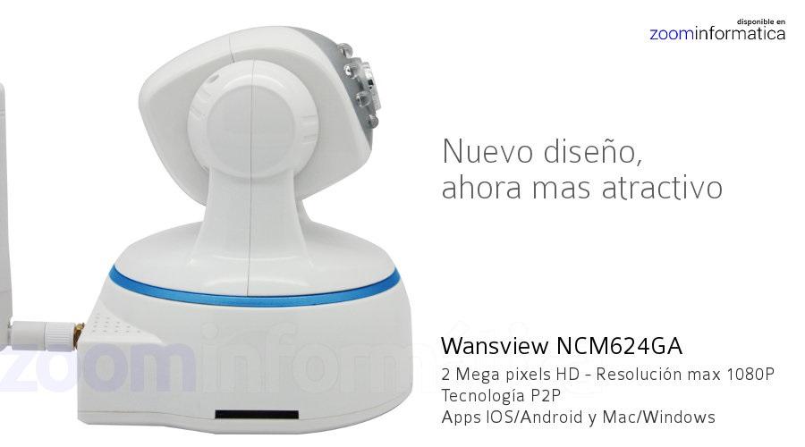 Wansview NCM624GA