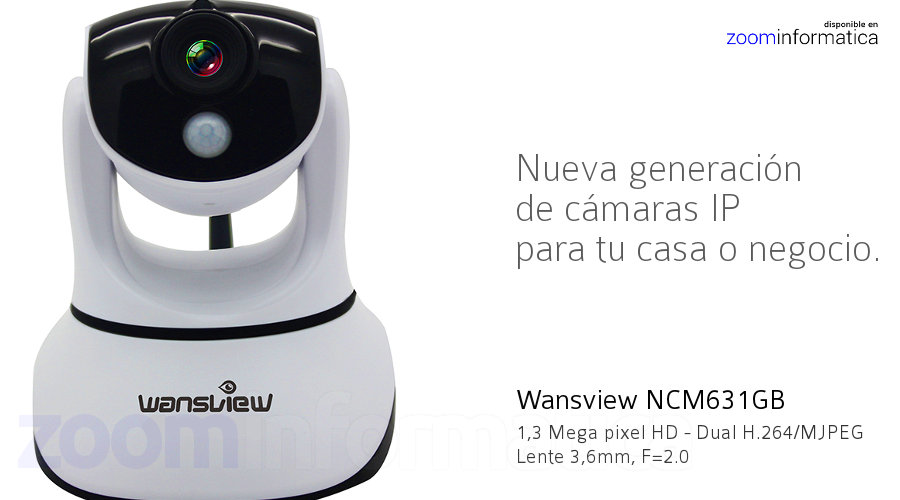 Wansview NCM631GB