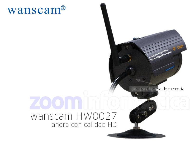 Wanscam HW0027 32GB