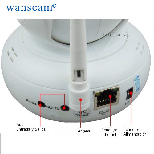 Wanscam JW0004 W