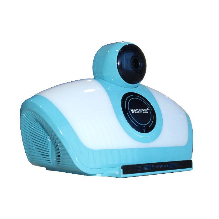 Camara espia Wanscam HW0033 Altavoz multimedia camara vigilancia