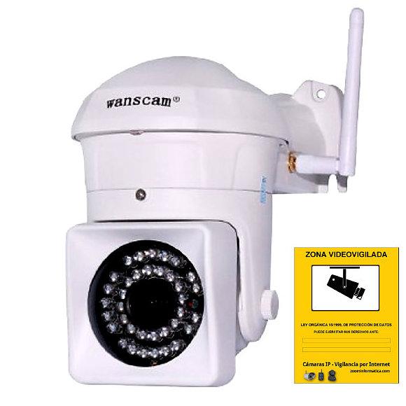 Camaras IP Exterior Wanscam HW0023