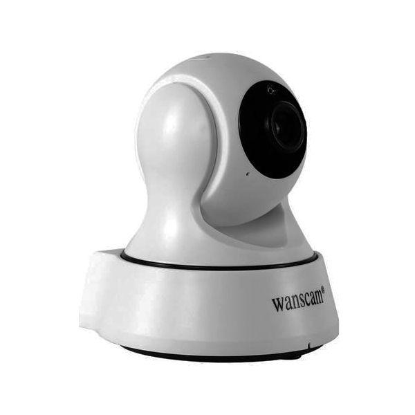 Wanscam HW0036 Camara IP WiFi interior motorizada Ranura memoria grabacion