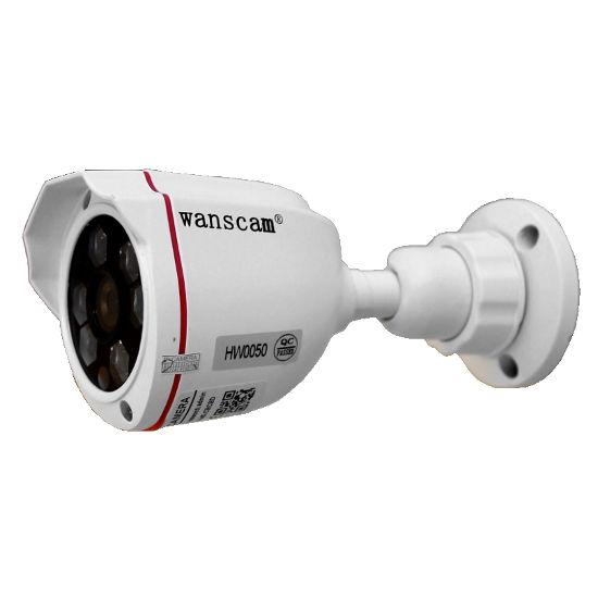 Wanscam HW0050 Camara de seguridad exterior fija HD 720p 40m alcance vision nocturna