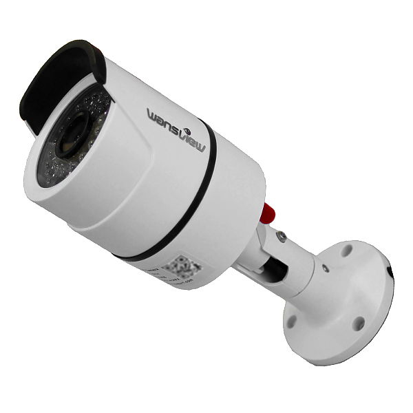WANSVIEW NCM754GA Camara IP P2P Wansview NCM754GA Exterior resolucion FULL-HD WiFi barata con QR