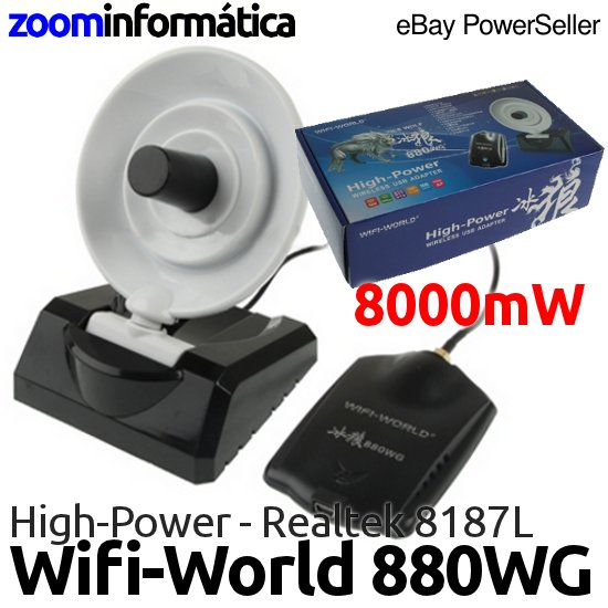 Wifi-world 8000MW