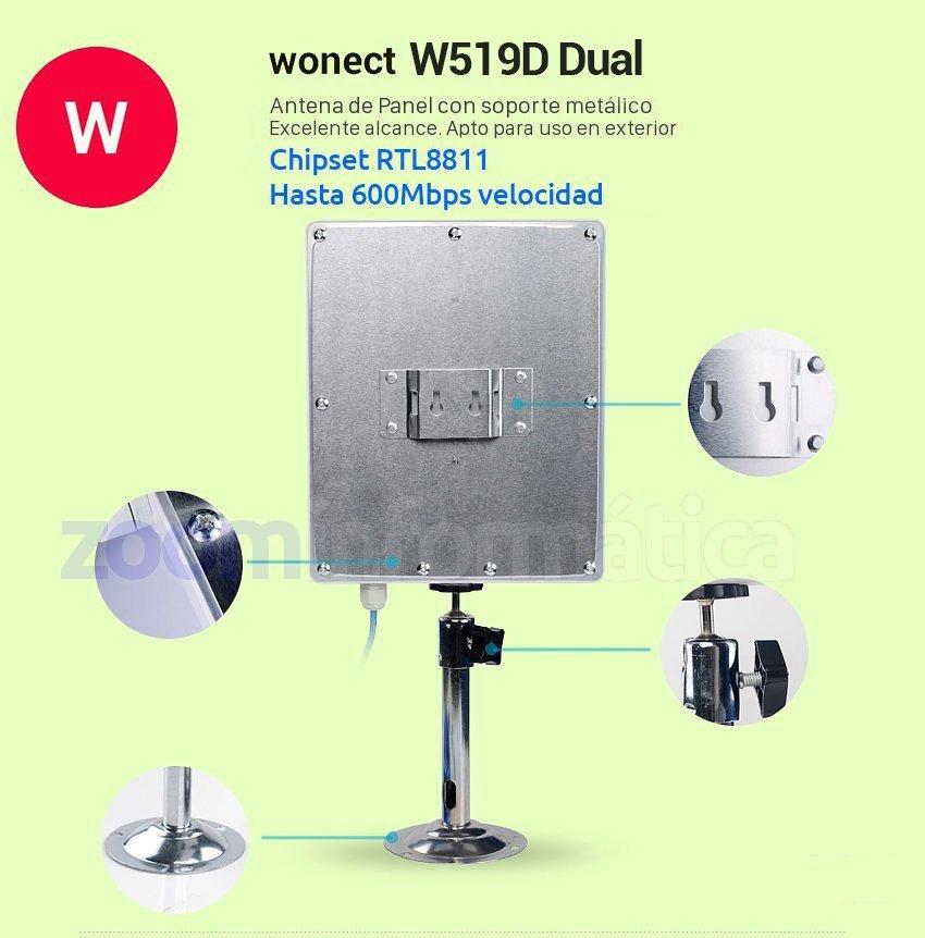 Wonect W519D