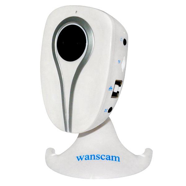 WANSCAM JW0013 Camara IP WIFI Vigilancia WANSCAM JW0013 vision nocturna camera deteccion